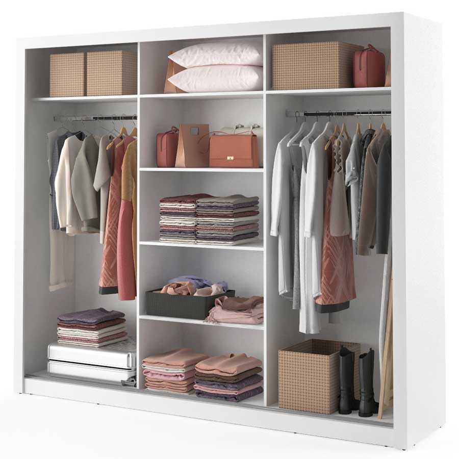 Wardrobes over 200cm