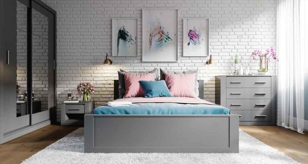 Idea Bedroom Grey