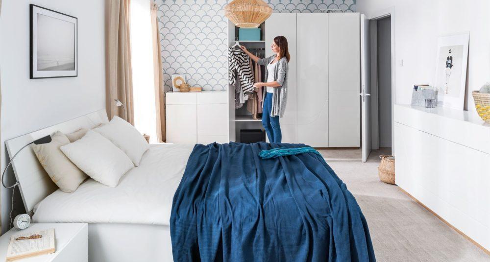 Wave Bedroom