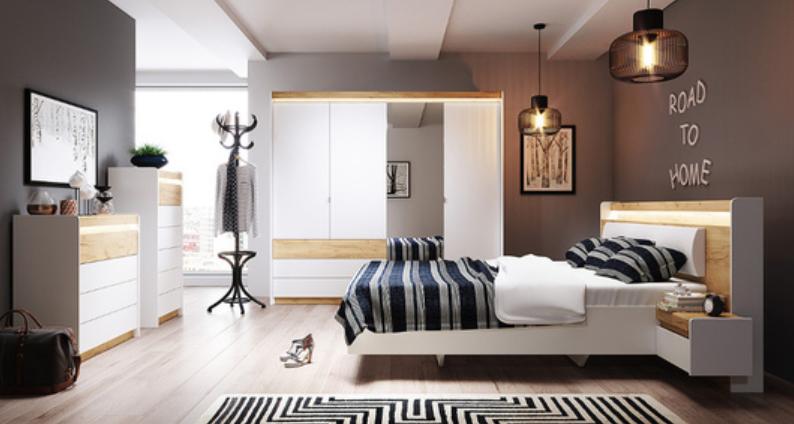 Livia Bedroom LED