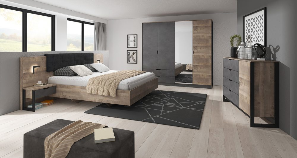 Arden Bedroom LED