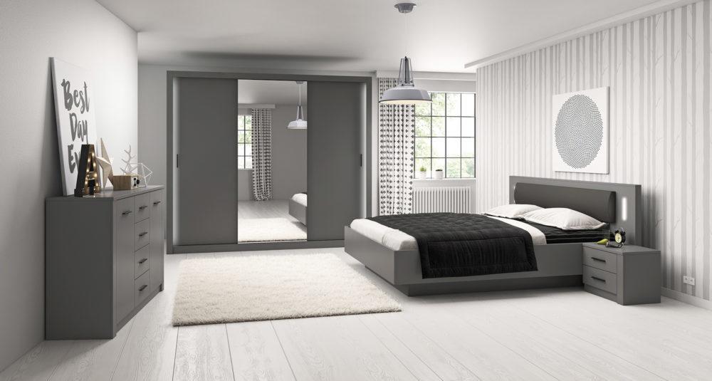 Stilo Bedroom