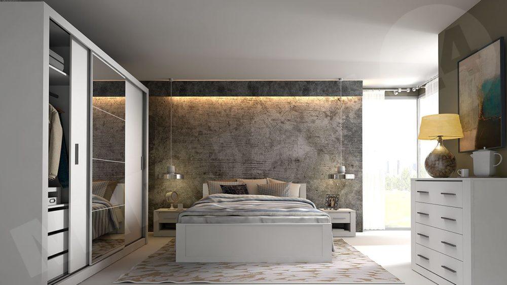 Idea Bedroom White