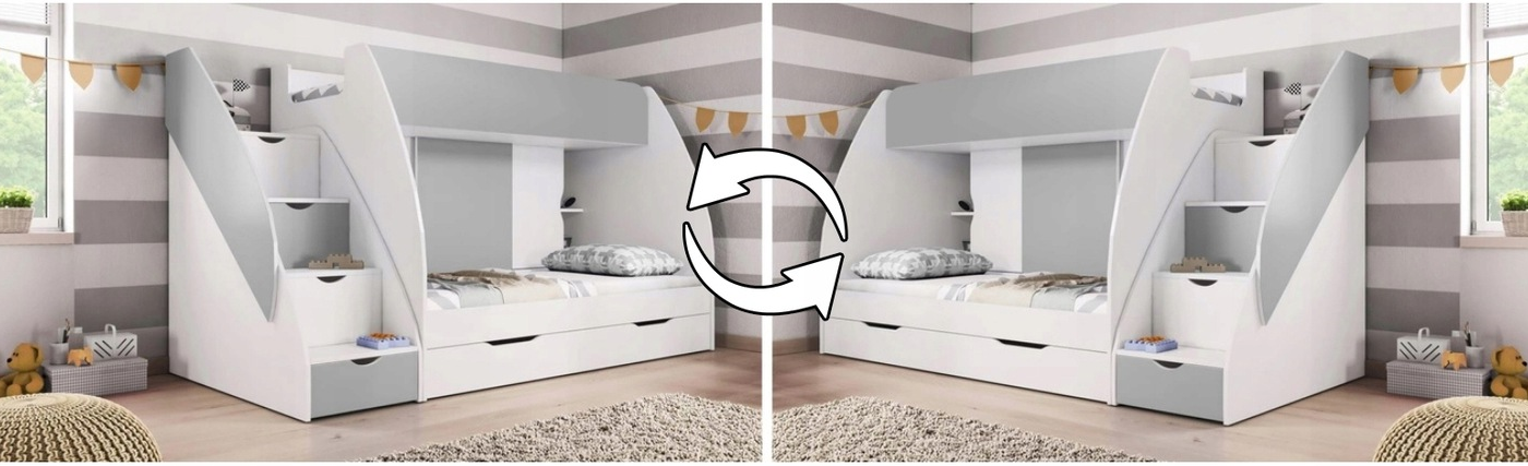 łóżko uniwersalne