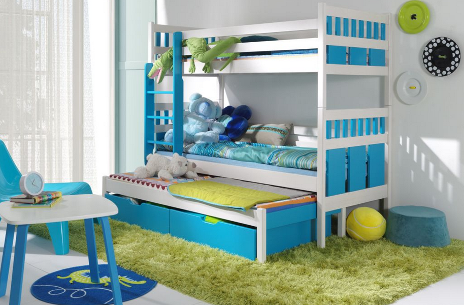 Max Triple Bed
